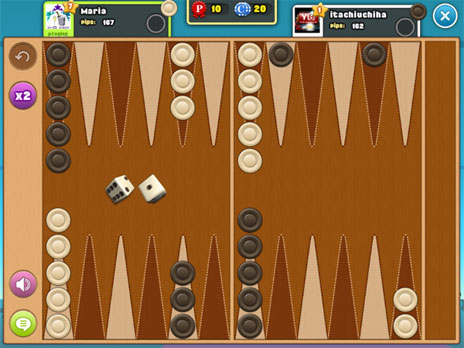 Backgammon-arena